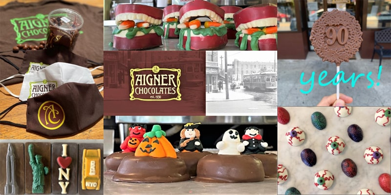 Bounce Ahead, Businesses we Love, Aigner Chocolates
