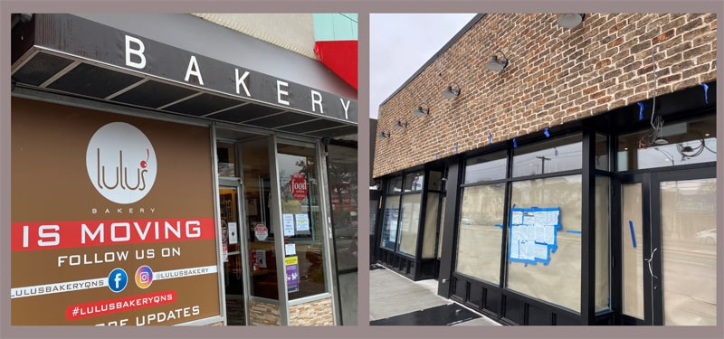 Bounce Marketing and Consulting, Small Business, Queens, Lulu's Bakery